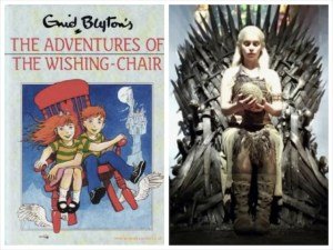 5 Reasons Why Game of Thrones Is Better Than Enid Blyton