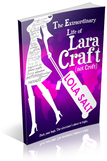 The Extraordinary Life of Lara Craft (not Croft)