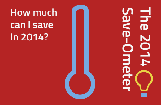 The 2014 Save-Ometer starts here!