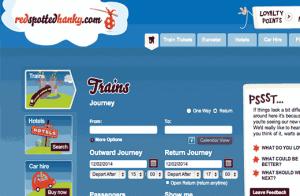 Free £5 Train Voucher