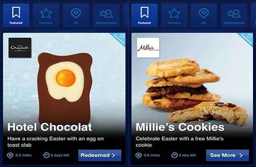 Free Hotel Chocolat & Millies Cookie