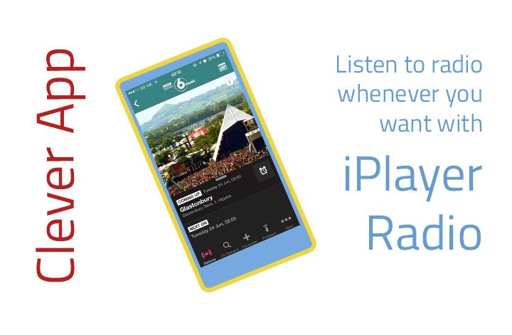 Clever App: iPlayer Radio