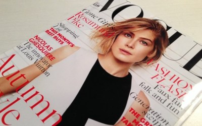 Vogue magazine deal – 12 issues for £19