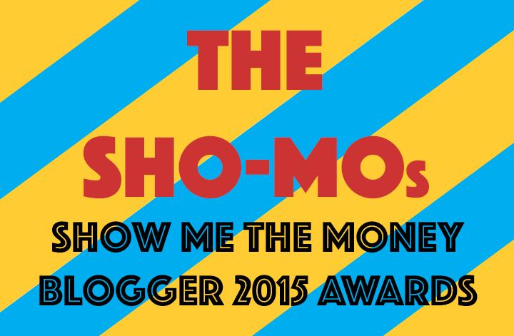 the SHOMOS Show Me The Money Blogger Awards