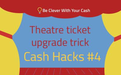 Cash hack 4: Get a free theatre upgrade