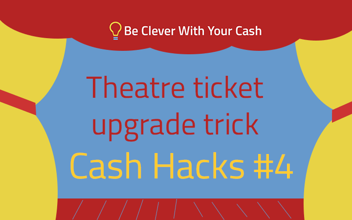 Cash hack 4: Get a free theatre upgrade