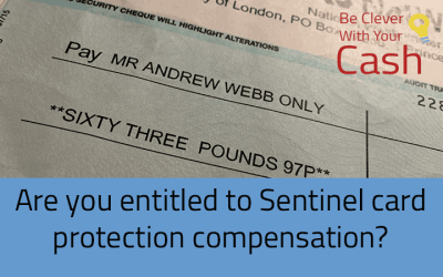 How I nearly ignored compensation for useless credit card protection