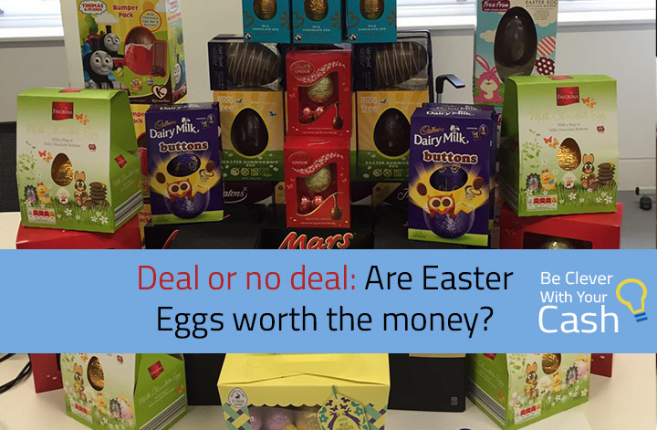 Are Easter Eggs worth the money?