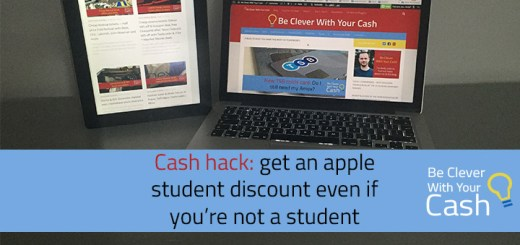 apple student discount even if you're not a student