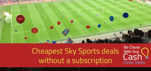 cheapest sky sports without a subscription