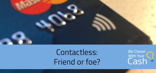 Contactless friend or foe