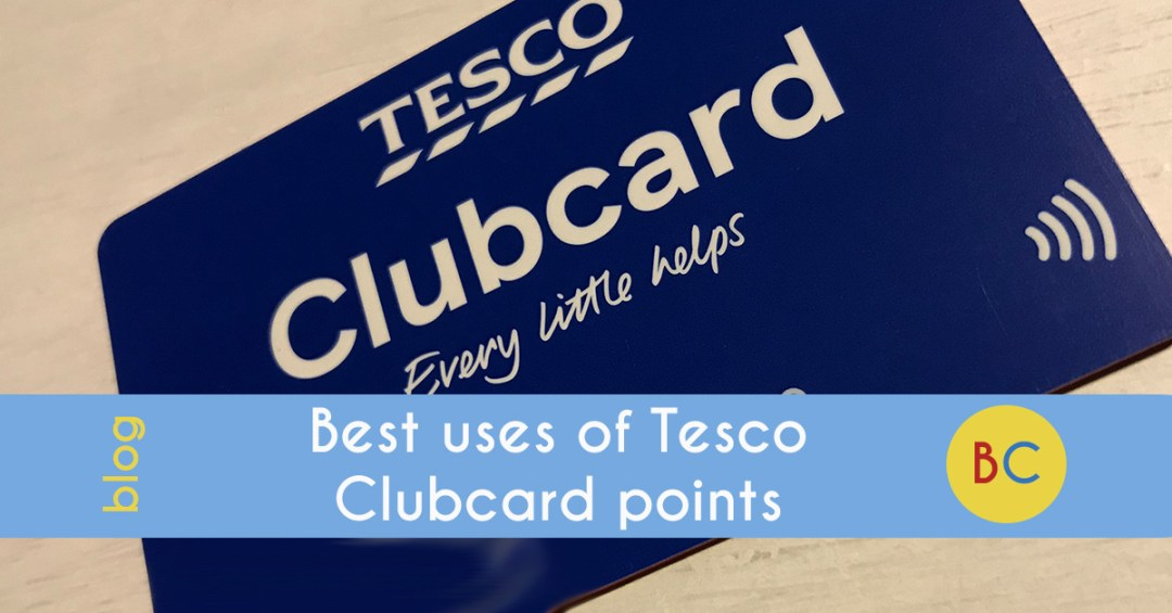 best uses of Tesco Clubcard