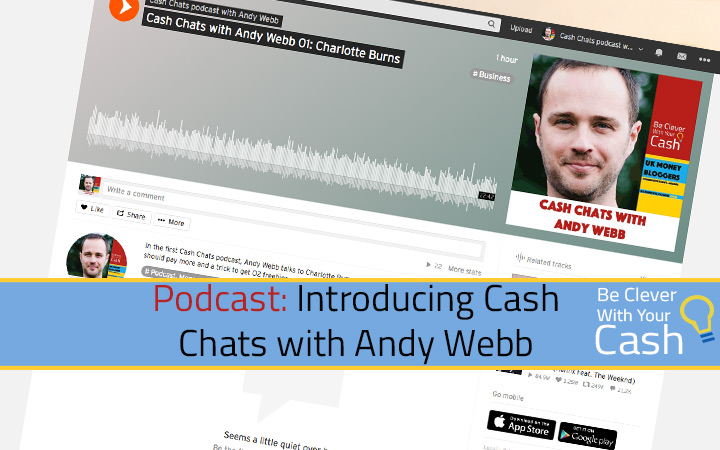 Introducing Cash Chats with Andy Webb podcast