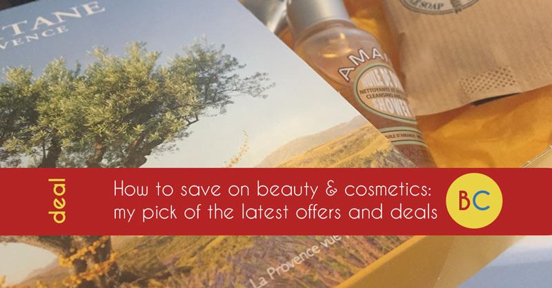 beauty deals