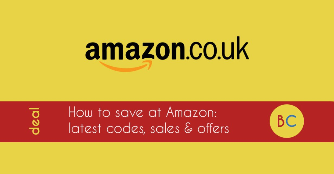 Latest Amazon codes and deals