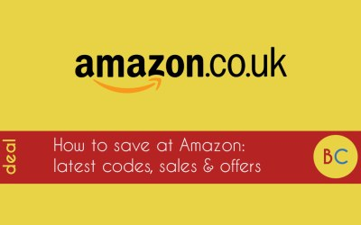 Amazon vouchers & deals: Save 5% | £5 top-up bonus | 6-months Amazon Prime free trick | £10 off £40 Amazon Prime Now | More!