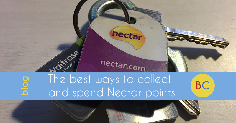 The Best Ways To Collect And Spend Nectar Points Be Clever With Your Cash