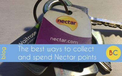 The best ways to collect and spend Nectar points