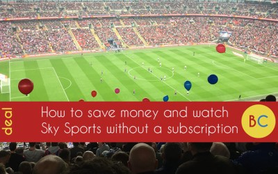Cheapest ways to watch Sky Sports without a subscription (October 2019) – inc week pass for £4.99