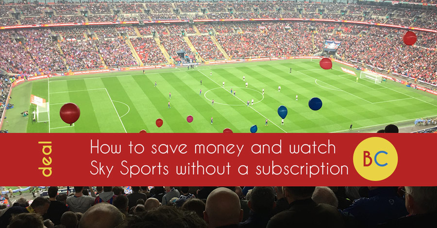 61c2b10b3 Cheapest ways to watch Sky Sports without a subscription – inc nine months  for £21pm