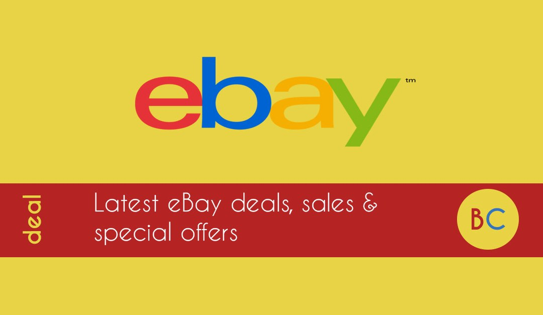 10% off everything at eBay