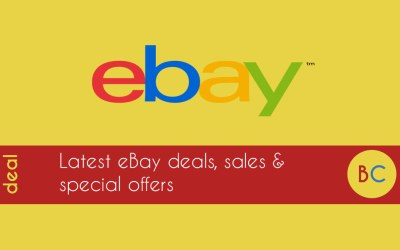15% off at everything at eBay