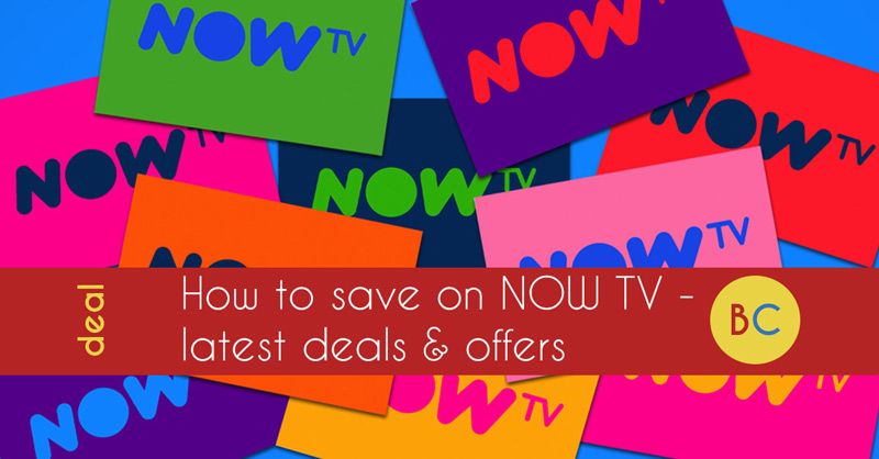 Now TV offers & deals: Up to £20 cashback | 50% off | Cheaper existing customer offers | More!