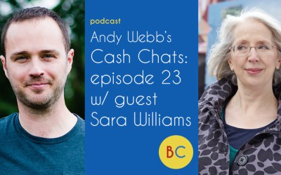 Cash Chats ep23 w/ guest Sara Williams