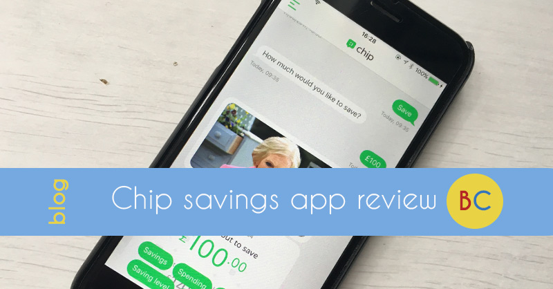 Chip savings app review – and get instant 3% interest rate