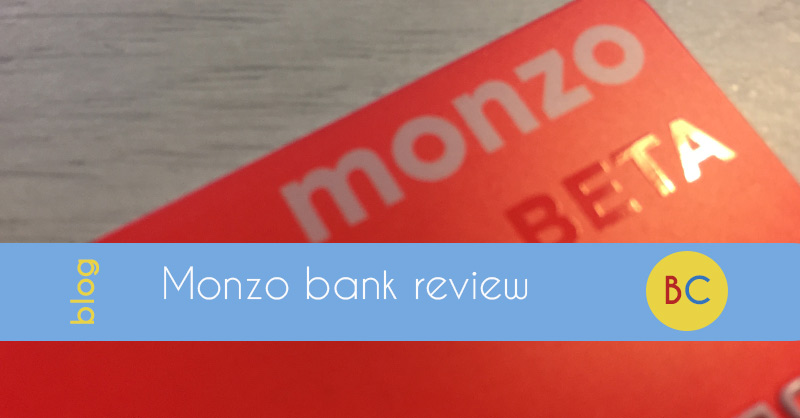Monzo bank review | Be Clever With Your Cash