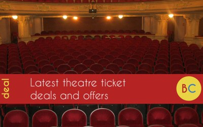 Latest theatre deals and discounts: inc Get into London Theatre presale