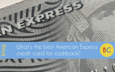 What's the best American Express cashback credit card?