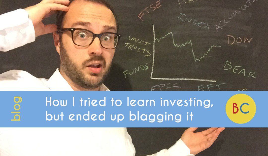 How I tried to learn investing, but ended up blagging it