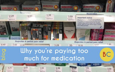 Why you're paying too much for medication