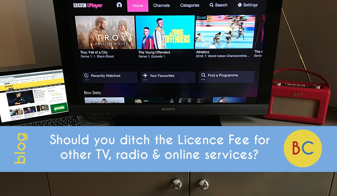 Ditch Licence Fee other TV