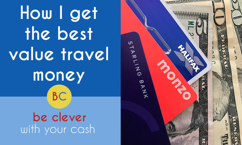How I get the best value travel money