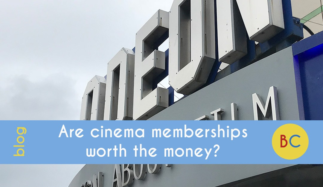 Are cinema memberships worth the money
