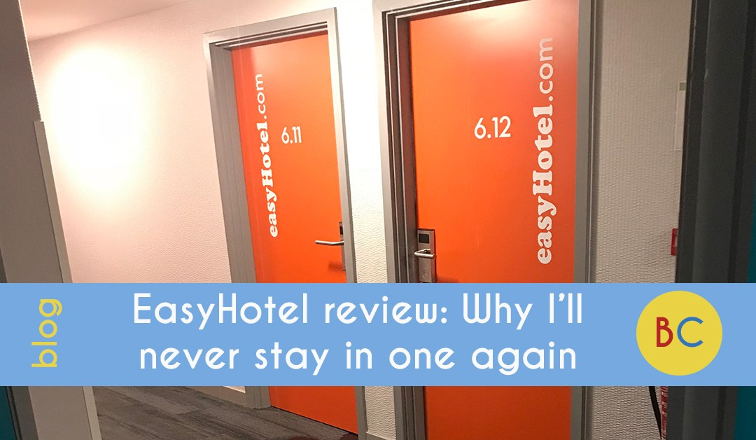 EasyHotel review: Why I'll never stay in one again