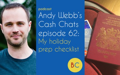 Cash Chats ep62: My holiday prep checklist
