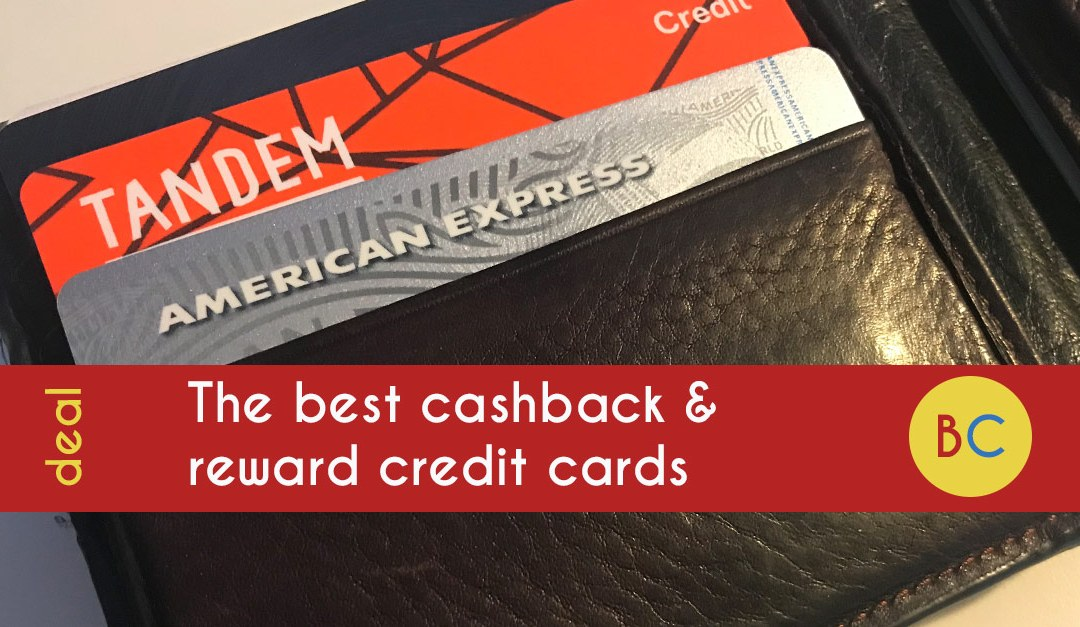 The best cashback and reward credit cards (January 2020) inc 5% Amex