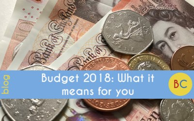 Budget 2018: What it means for you