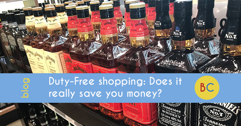 Duty-Free shopping: Does it really save you money?