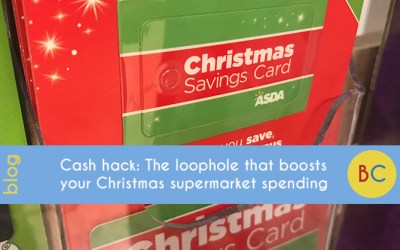 Cash hack: The loophole that boosts your Christmas supermarket spending