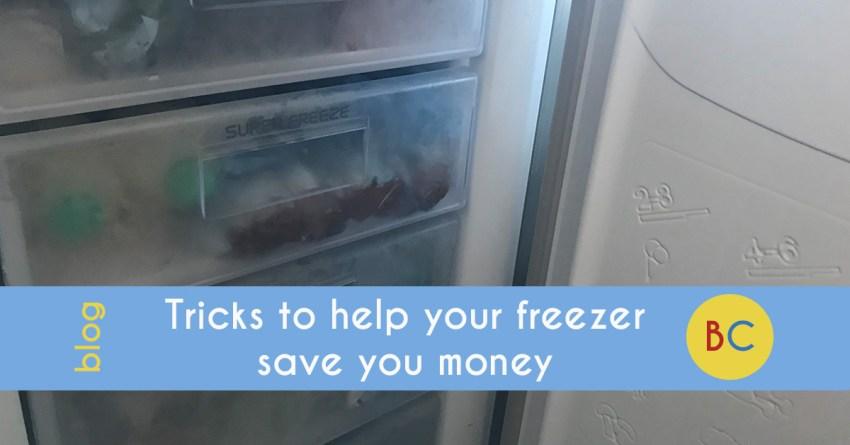 Tricks to help your freezer save you money