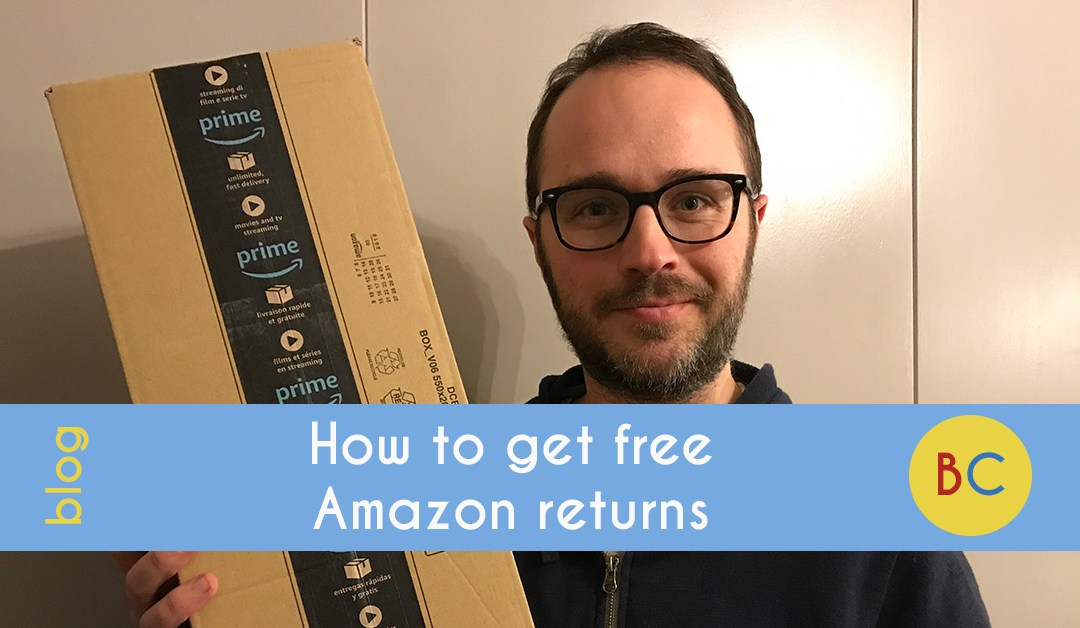How to get free Amazon returns