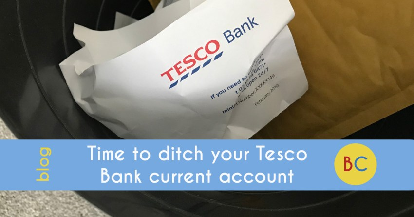 Time to ditch your Tesco Bank current account - here are your best options