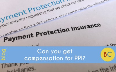 Can you get compensation for PPI?