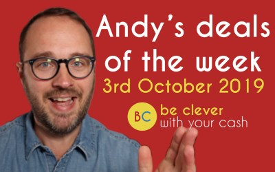 Andy's deals of the week – 3rd October 2019
