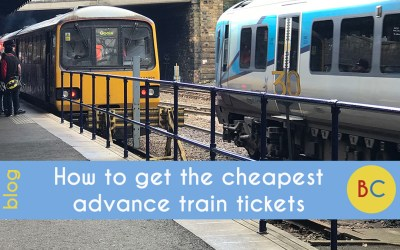 How to get the cheapest advance train tickets