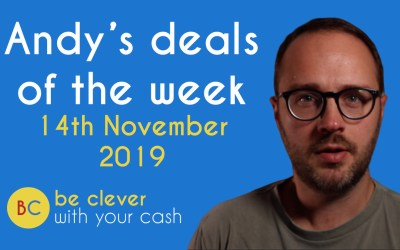 Andy's deals of the week 14th November 2019